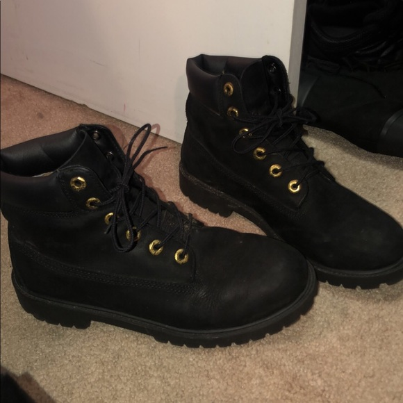 black and gold timbs buy clothes shoes